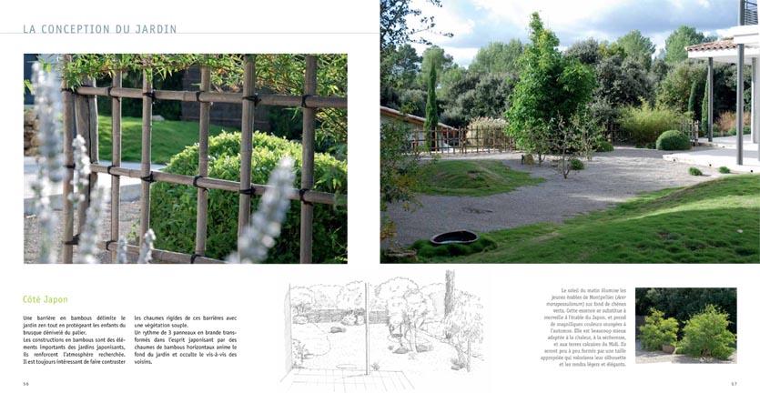 Un livre d inspiration sur les jardins sans arrosages les for Jardinier paysagiste herault