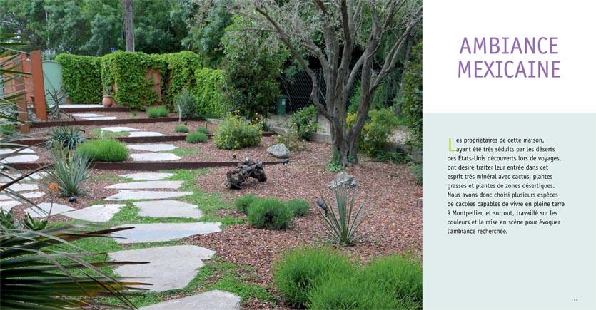un livre d inspiration sur les jardins sans arrosages les jardins secs. Black Bedroom Furniture Sets. Home Design Ideas