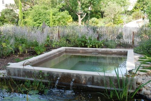 implantation int gration r alisation d une piscine. Black Bedroom Furniture Sets. Home Design Ideas