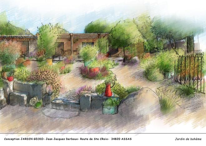 Des photos et idées de jardins